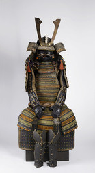 A COMPOSITE ARMOUR DO MARU IN ARCHAIC STYLE