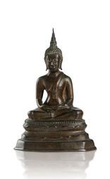 FIGURA BUDDHY ŠÁKJAMUNI