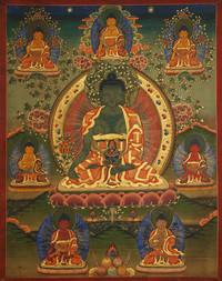 BUDDHA MEDICÍNY BHAIŠADŽJAGURU