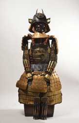 A COMPOSITE ARMOUR TOSEI GUSOKU IN DO MARU FORM