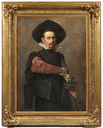 NOBLEMAN WITH A SWORD