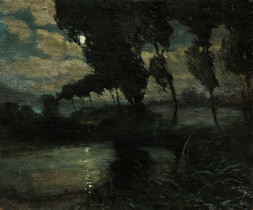 LANDSCAPE BY NIGHT