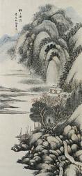 LANDSCAPE IN THE MANNER OF JURAN