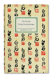 CH'I PO-SHIH: FARBIGE PINZELZEICHNUNGEN (QI BAISHI: SELECTED BRUSH PAINTINGS)