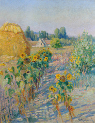 LANDSCAPE AT GIVERNY