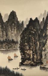 KRAJINA V LI-ŤIANGU