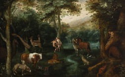 The Garden of Eden and the Fall of Adam and Eve