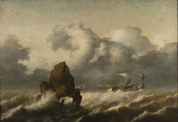 Ships in Rough Seas