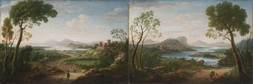 Pair of Landscapes