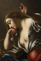 Kající se Máří Magdaléna
