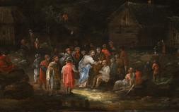 Kristus uzdravuje nemocné