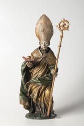 Svatý Mikuláš a svatý Oldřich