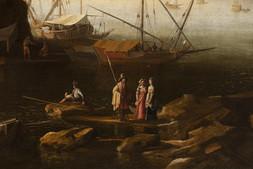 Středomořská pobřežní scéna