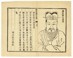 POSMRTNÝ PORTRÉT JANG ČUNG-MINA
