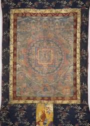 MANDALA BUDDHY MEDICÍNY