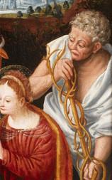 Madona s dítětem a světci