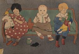 Tři děti