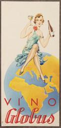 Reklamní návrh I.-Víno Globus