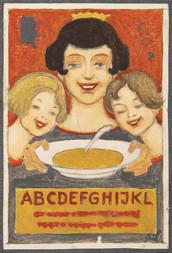 Reklamní návrh III.-Reklama na polévkové koření