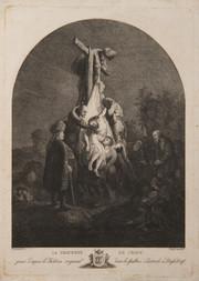 Snímání z kříže (podle Rembrandta)