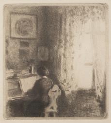 U klavíru