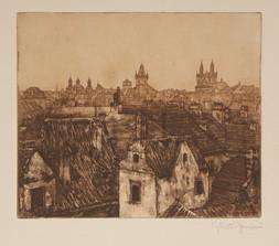 Nad pražskými střechami
