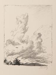 Stoupající mrak