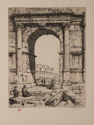 Titův oblouk v Římě