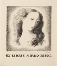 Konvolut tří litografií