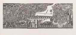 Praha okolo L. P. 1600