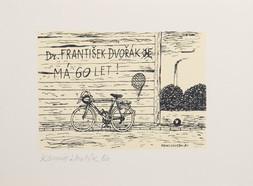 Dr. F. Dvořák má 60. let!
