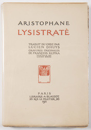 Aristophane: Lysistraté