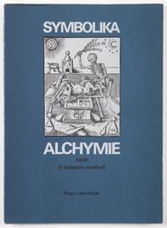Altus Lamsprinck: Symbolika alchymie aneb o Kamenu mudrců 15 traktátů