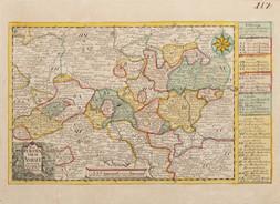 Deset kolorovaných map, Německo