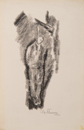 Soubor čtyř figurálních litografií
