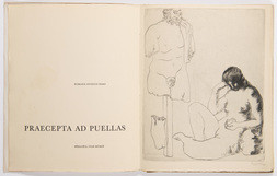 2 bibliofilie: Bohumil Krátký: Ovidius Praecepta ad Puellas, Jiří Karásek ze Lvovic: Malostranský bibliofil